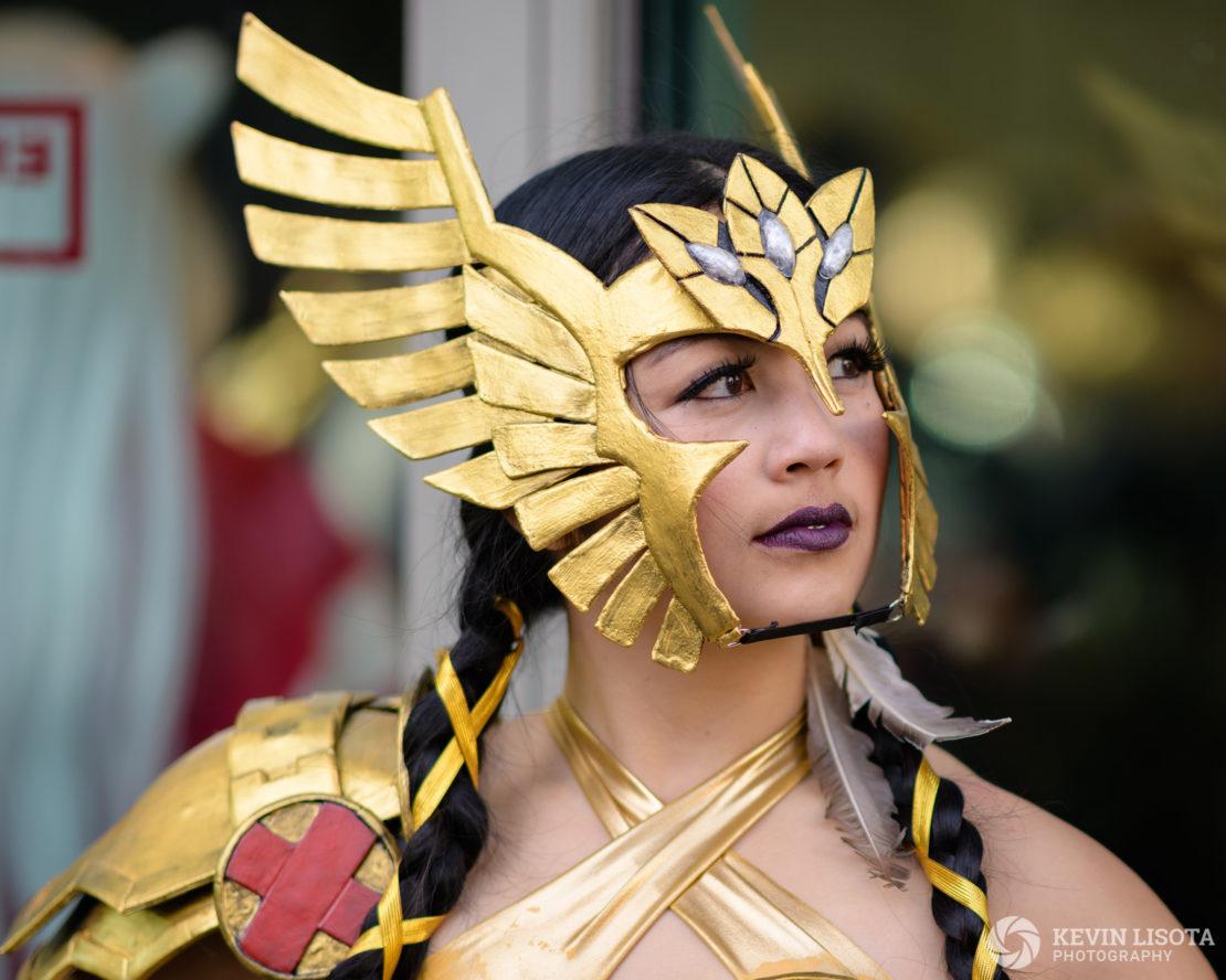 Emerald City Comic Con 2018 cosplay