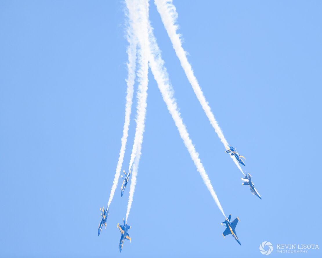 Blue Angels - Seafair 2018