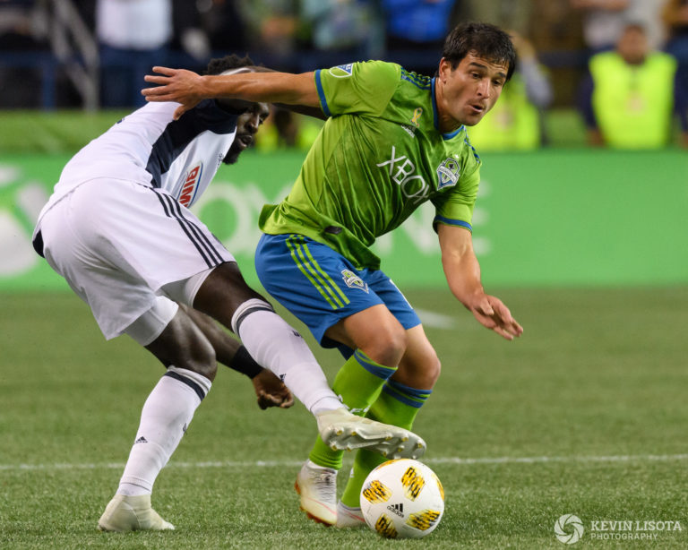 Seattle Sounders FC vs Philadelphia Union - September 19, 2018