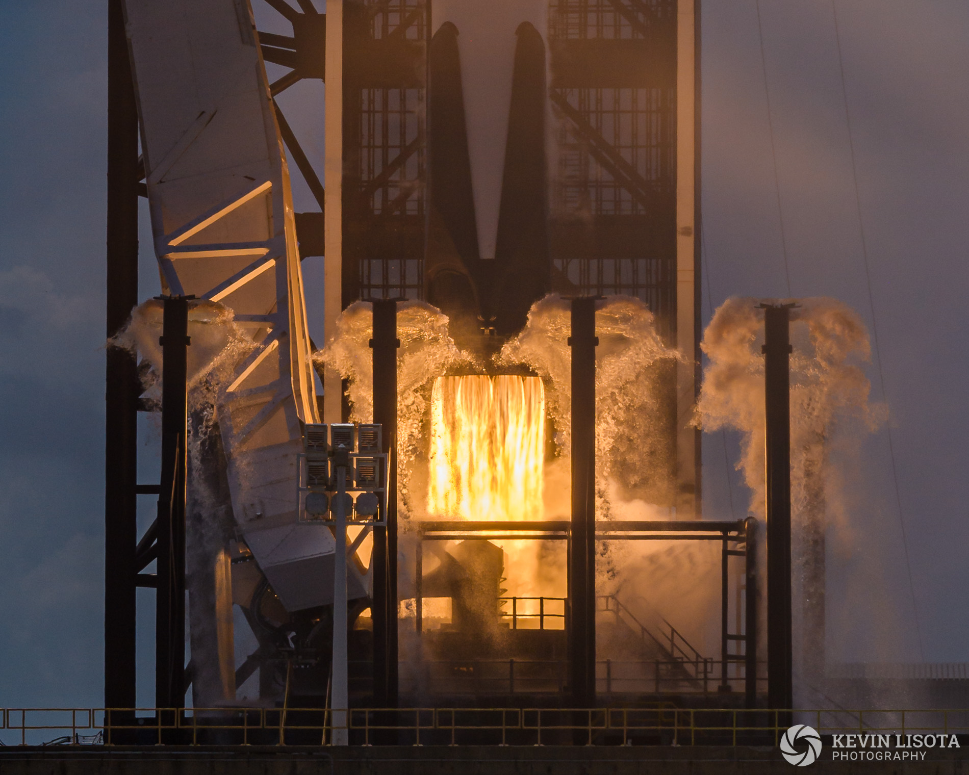 SpaceX Crew Dragon Demo-2 Launch