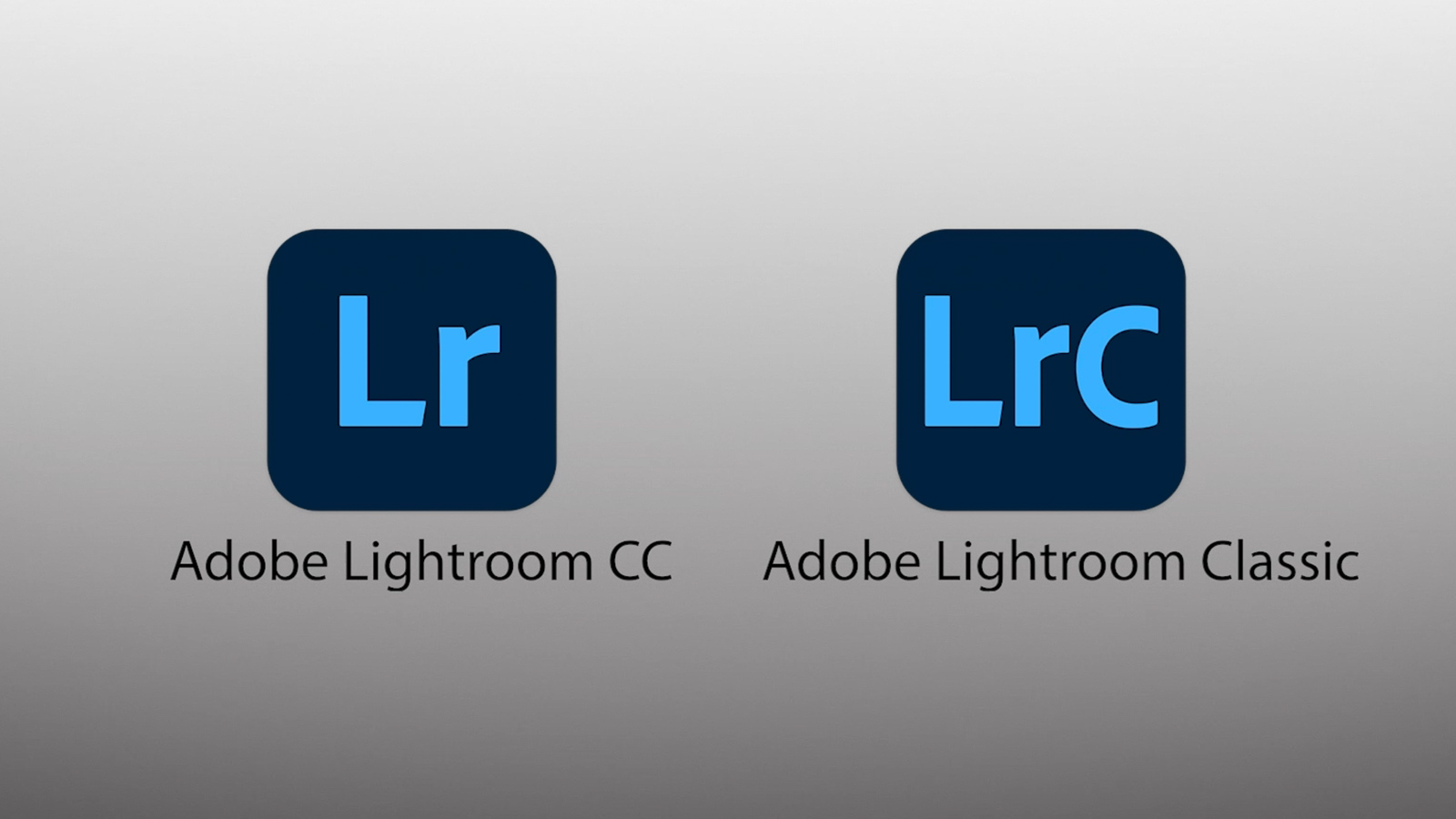 Adobe Lightroom CC - Adobe Lightroom Classic